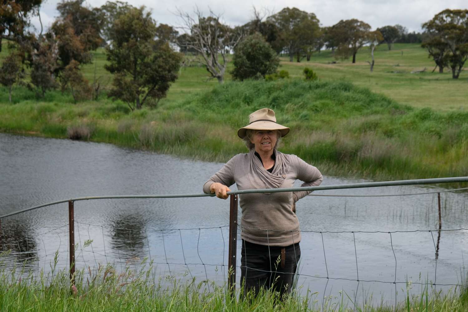 Photo of Jenny Bell by enhanced dam
