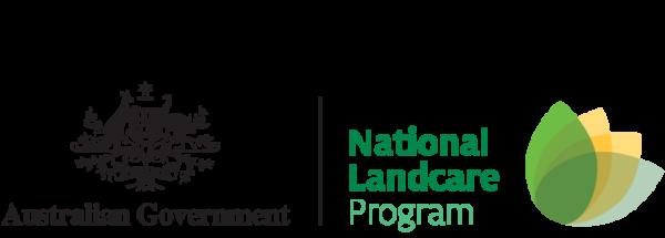 Australian Government National Landcare Program (logo)